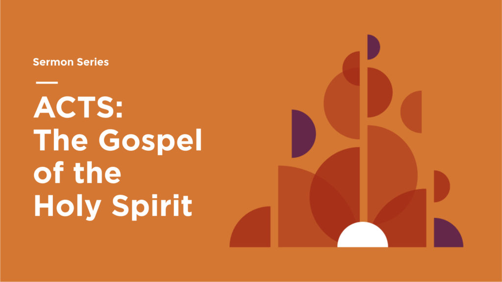 Acts: The Gospel of the Holy Spirit series image