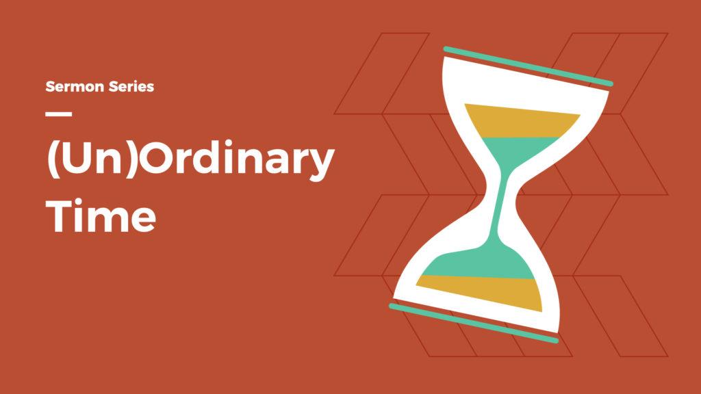 (Un)Ordinary Time series image