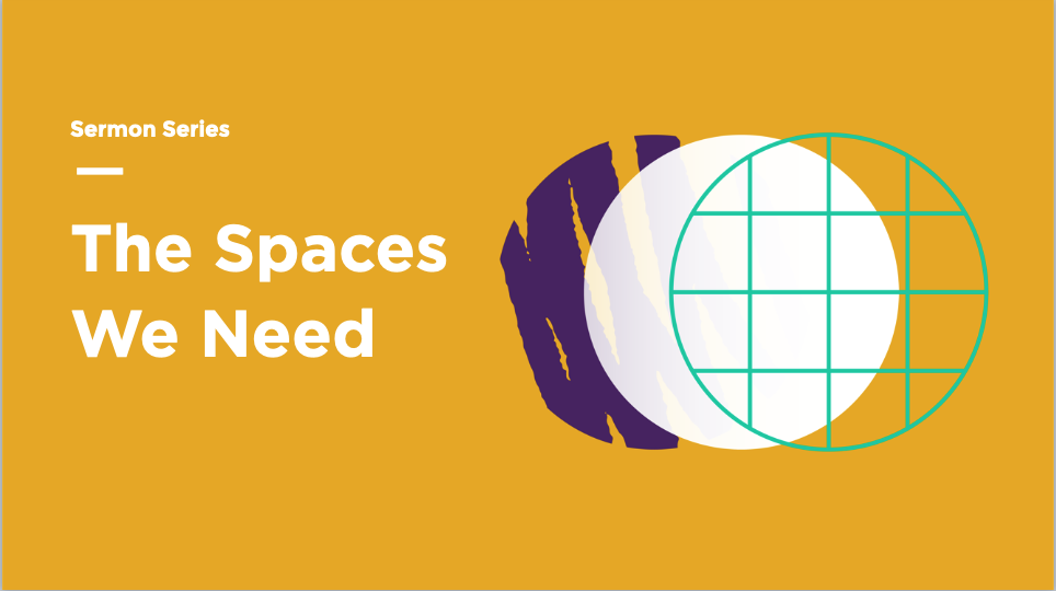 The Spaces We Need series image